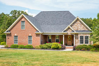 Cleveland Single Family Home For Sale: 299 NE Keystone Dr Dr