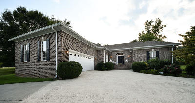 Cleveland Single Family Home For Sale: 389 NW Bald Eagle Dr