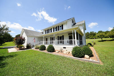 Rhea County Single Family Home For Sale: 256 Gholdston Ln