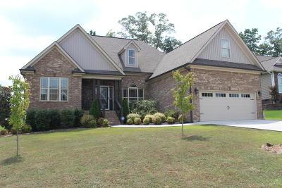 Soddy Daisy Single Family Home For Sale: 9610 Shooting Star Cir #38