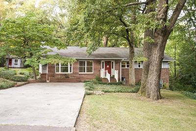 Cleveland Single Family Home For Sale: 3105 NE Pine Dr