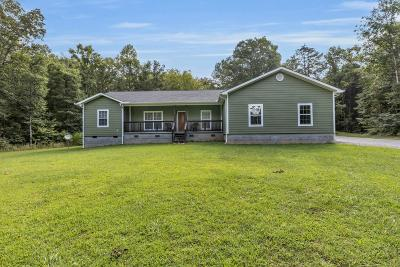 Marion County Single Family Home Contingent: 5858 Highway 150