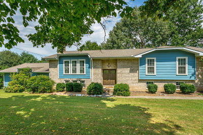 Ooltewah Single Family Home For Sale: 8409 Gypsy Ln
