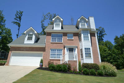 Ooltewah Single Family Home For Sale: 5631 Tucker Rd