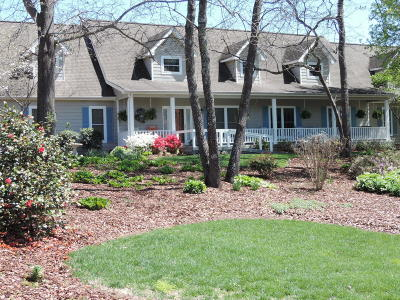 Ooltewah Single Family Home For Sale: 8518 Nesting Tr #153