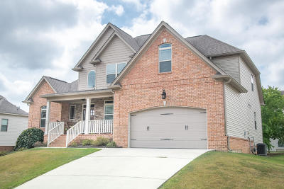 Ooltewah Single Family Home For Sale: 4477 Wellesley Dr
