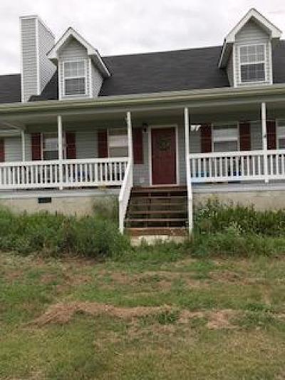Calhoun Single Family Home For Sale: 2082 County Road 750