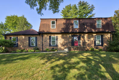 Hixson Single Family Home For Sale: 124 Rackham Rd