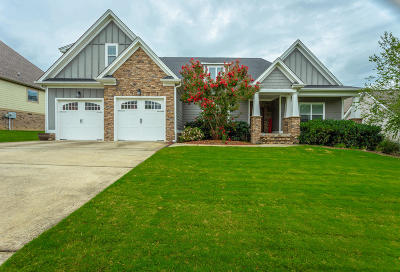 Ringgold Single Family Home For Sale: 69 Sawtooth Oak Tr