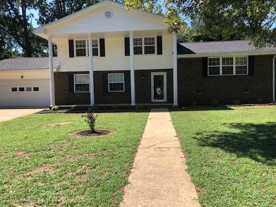 Fort Oglethorpe Single Family Home For Sale: 151 Park Dr