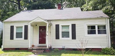Chattanooga Single Family Home For Sale: 207 S Howell Ave