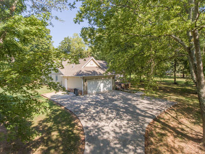 Georgetown Single Family Home For Sale: 11079 Highway 58