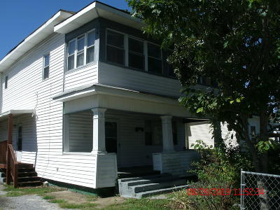 Chattanooga Single Family Home For Sale: 1602 E 14th St
