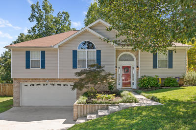 Ooltewah Single Family Home Contingent: 10118 Fielding Rd