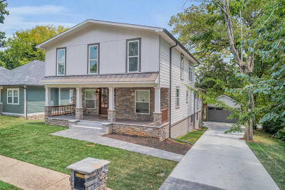 Chattanooga Single Family Home For Sale: 332 Beck Ave