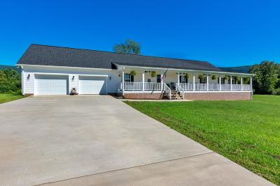 Whitwell Single Family Home For Sale: 884 East Valley Rd