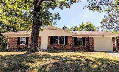 Ooltewah Single Family Home Contingent: 4010 E Freedom Cir