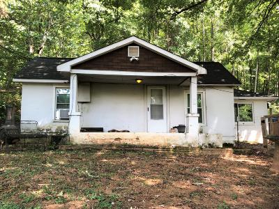 Soddy Daisy Single Family Home For Sale: 10322 Card Rd