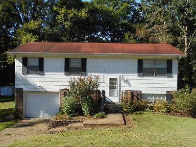 Hixson Single Family Home For Sale: 1170 Green Grove Dr