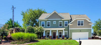 Ooltewah Single Family Home For Sale: 7501 Hampstead Hall Dr