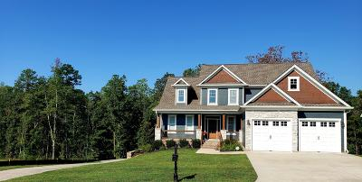 Soddy Daisy Single Family Home For Sale: 11283 Bent Creek Dr