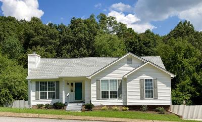 Ooltewah Single Family Home Contingent: 6006 Parsons Pond Dr