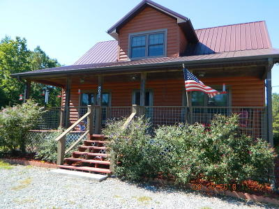 Marion County Single Family Home For Sale: 8835 South Pittsburg Mountain Rd