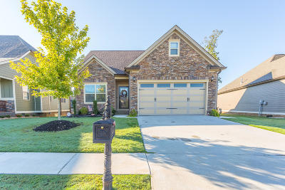 Ooltewah Single Family Home Contingent: 7988 Frostwood Ln