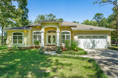 Ringgold Single Family Home For Sale: 1510 Saunders Rd