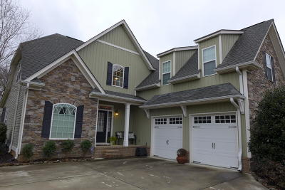 Ooltewah Single Family Home For Sale: 8510 Gracie Mac Ln
