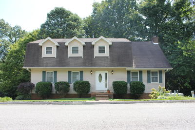 Hixson Single Family Home Contingent: 6842 Hampton Wood Cir
