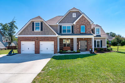 Ooltewah Single Family Home For Sale: 7472 Red Poppy Dr