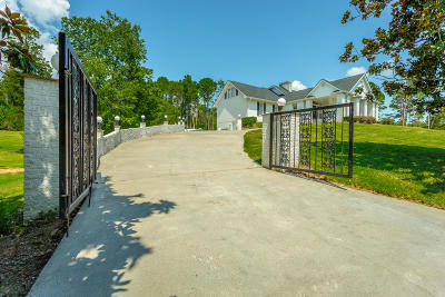 Cleveland Single Family Home For Sale: 3176 NW Chestnut Cir #11