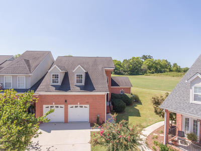 Ooltewah Townhouse For Sale: 8278 Double Eagle Ct