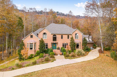 Chattanooga Single Family Home For Sale: 5007 Mountain Creek Rd