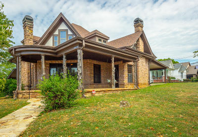 Chattanooga Single Family Home For Sale: 601 Forest Ave