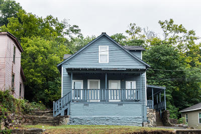 Chattanooga Multi Family Home Contingent: 2511 Wilder St