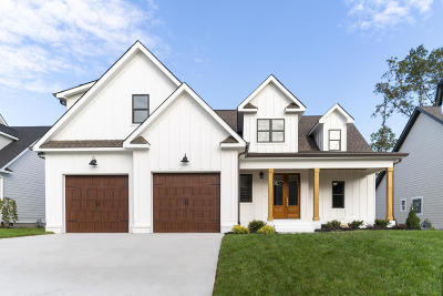 Ooltewah Single Family Home Contingent: 9133 White Ash Dr #35