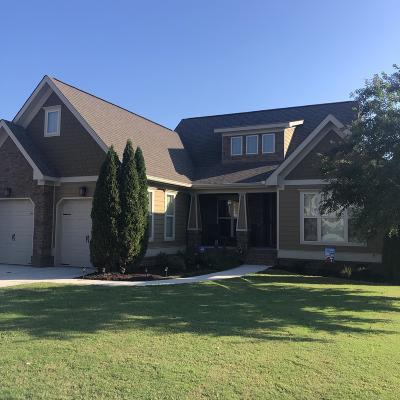 Ooltewah Single Family Home For Sale: 8562 Seven Lakes Dr