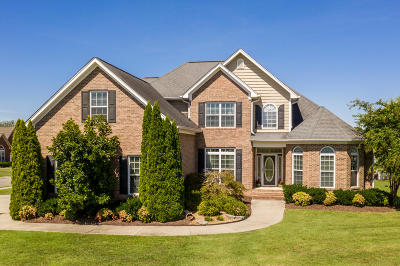 Ooltewah Single Family Home For Sale: 7960 Tranquility Dr