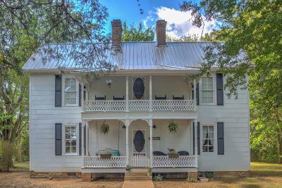 Benton Single Family Home For Sale: 1119 Reynolds Bridge Rd