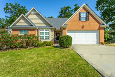 Ringgold Single Family Home For Sale: 118 Carrigan Cir