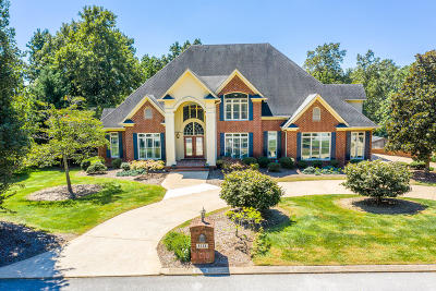 Chattanooga Single Family Home For Sale: 9228 Mountain Shade Dr