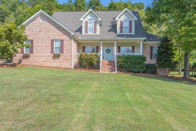 Dalton Single Family Home For Sale: 2512 Falcon Dr