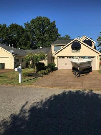 Hixson Single Family Home For Sale: 1225 Village Green Dr