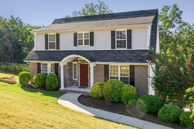 Ooltewah Single Family Home For Sale: 7054 Glen Cove Rd