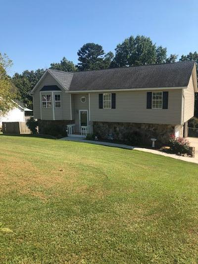 Ringgold Single Family Home For Sale: 325 Glenda Ln