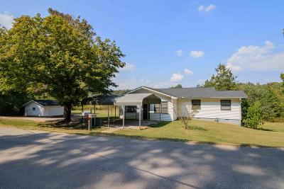 Chickamauga Single Family Home For Sale: 81 Martin Clement Rd