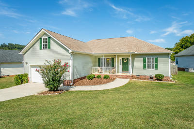 Ooltewah Single Family Home Contingent: 5661 Tucker Rd