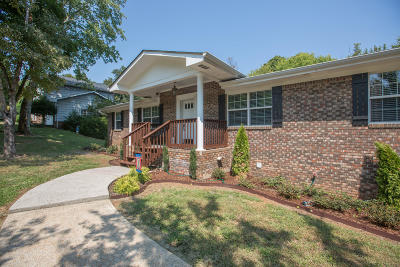 Hixson Single Family Home Contingent: 7833 Cove Ridge Dr